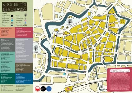 Plattegrond-A-Guide-to-Leeuwarden-NL