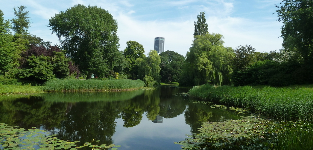 City Parks | A Guide to Leeuwarden