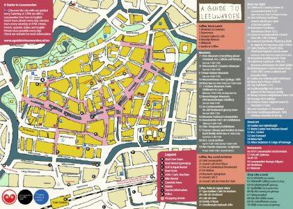 Maps of Leeuwarden | A Guide to Leeuwarden